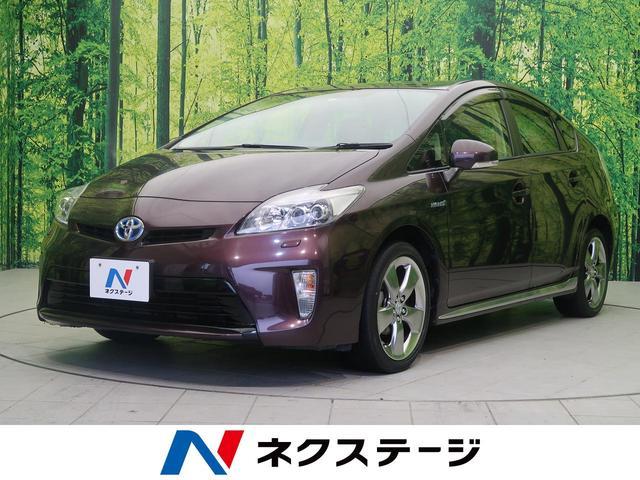 トヨタ Sツーリングセレクション・マイコーデ 純正SDナビ フルセグ