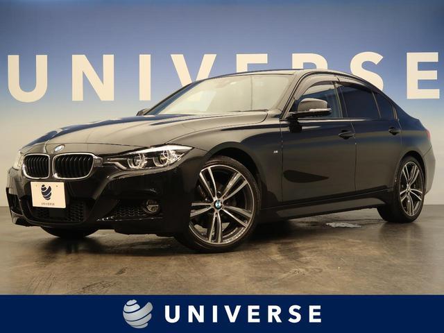 BMW 320d Mスポーツ OP19インチアルミ ACC LED