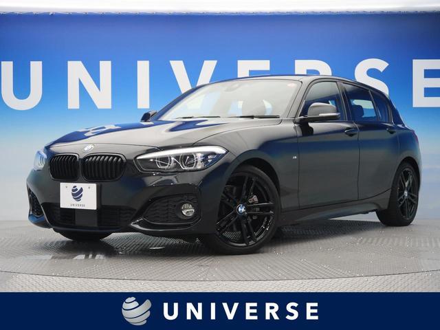 BMW 118i Mスポーツ エディションシャドー 黒革 ACC