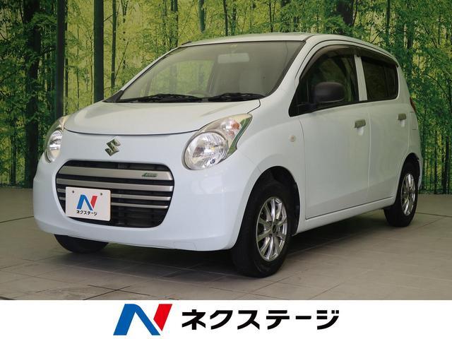 スズキ ECO-L 寒冷地セットオプション装着車 純正オーディオ