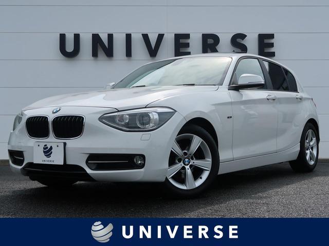 BMW 116iスポーツ ナビゲーションPKG サンルーフ ETC