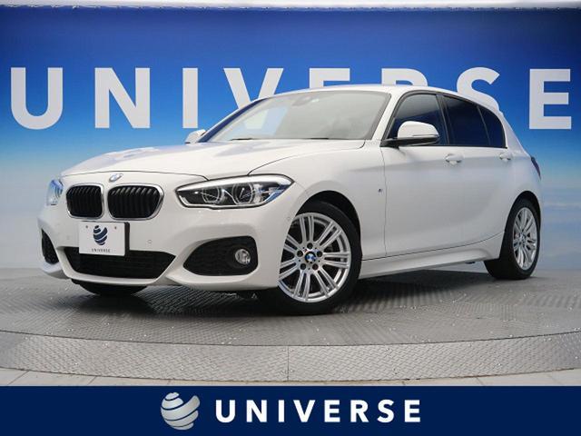 BMW 118i Mスポーツ アドバンスドパーキングサポートPKG
