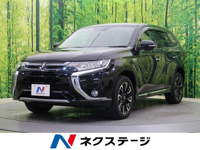 三菱 Gナビパッケージ 4WD 禁煙車 純正SDナビ