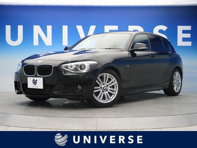 BMW 116i Mスポーツ アルカンターラコンビシート 純正ナビ