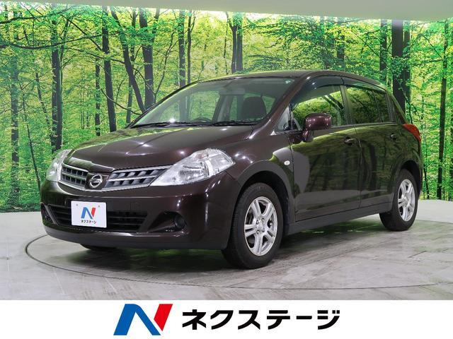 日産 15M FOUR 4WD 純正SDナビ ハーフレザーシート
