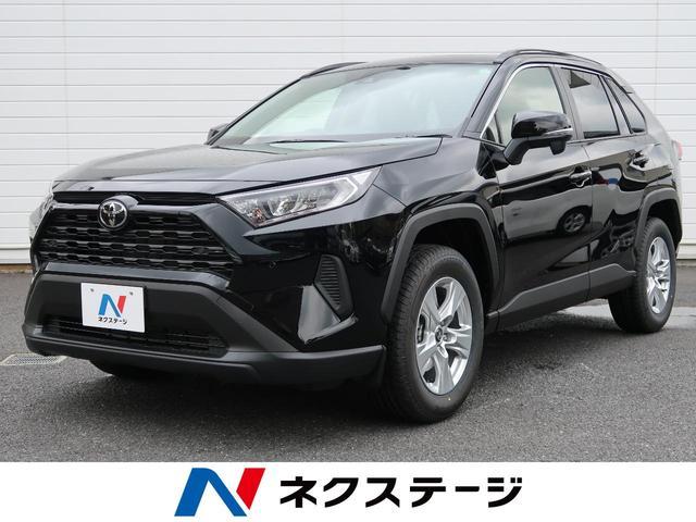 トヨタ X 登録済未使用車 ムーンルーフ 新品9型ナビ