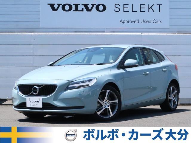 ボルボ V40 D4 モメンタム 認定車・純正ナビ/リアビュー・インテリS