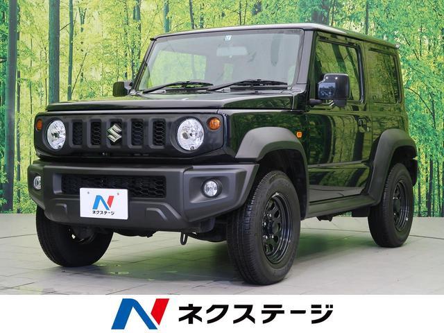 スズキ ジムニーシエラ JL 4WD 5MT車 CDオーディオ スマートキー 禁煙車