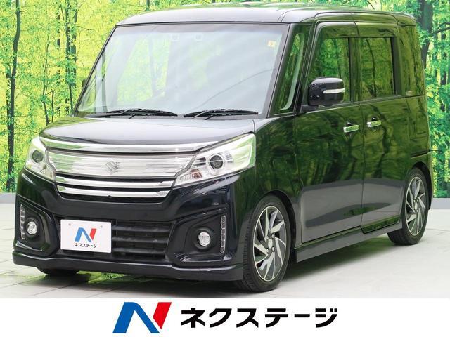 スズキ XS デュアルカメラブレーキサポート装着車 両側電動ドア