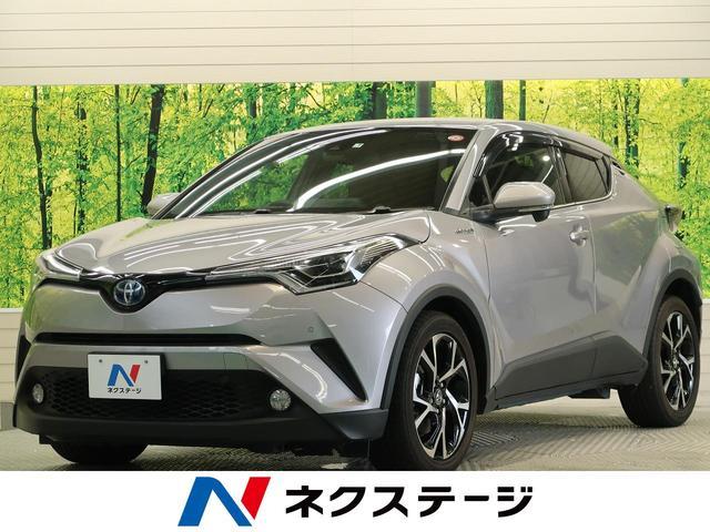 トヨタ C-HR G セーフティセンス シーケンシャルLED 半革シート
