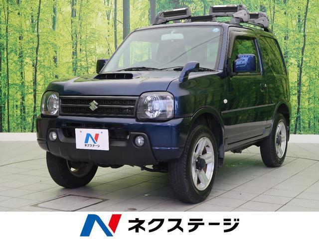 スズキ XC 5MT ターボ CDオーディオ 4WD