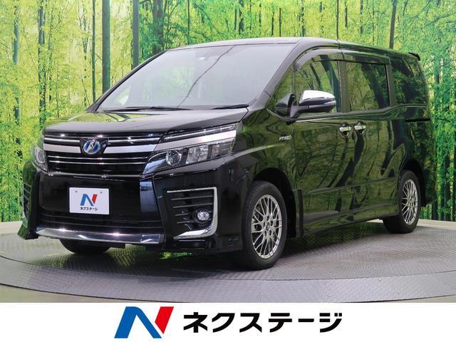 トヨタ ハイブリッドZS 煌II 純正ナビ 両側電動 禁煙車