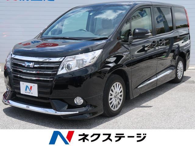 沖縄県の中古車ならノア ハイブリッドG モデリスタエアロ トヨタセーフティセンス