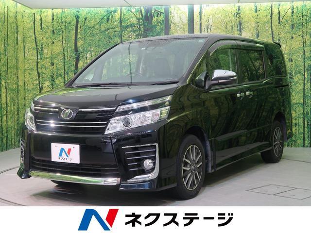 トヨタ ZS 煌 4WD 社外8型ナビ 両側電動ドア 衝突軽減装置