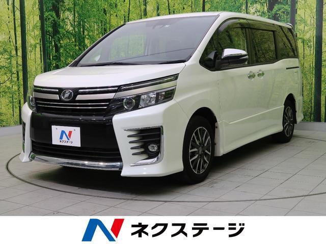 トヨタ ヴォクシー ZS 煌II 純正10型ナビ 両側電動ドア セーフティセンス