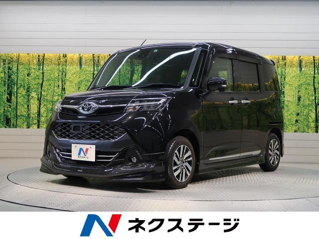 トヨタ タンク カスタムG S 純正SDナビ 両側電動スライドドア