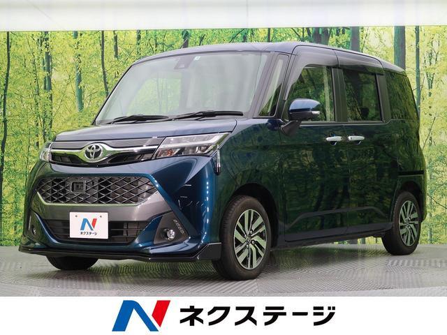 トヨタ タンク カスタムG S 純正SDナビフルセグ 両側電動スライドドア
