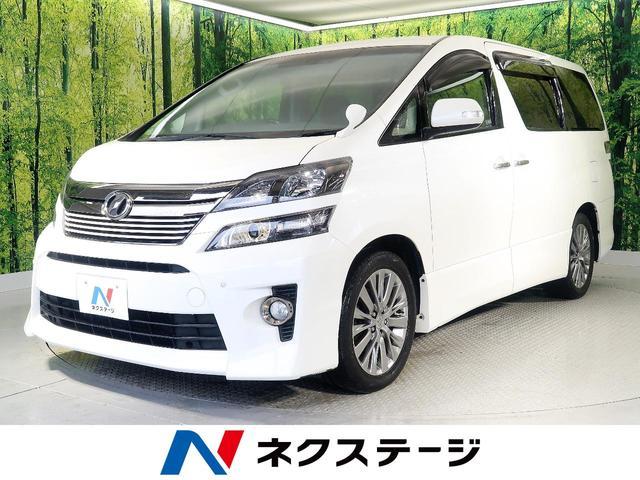 トヨタ 2.4Z ゴールデンアイズ 後席モニター 純正HDDナビ