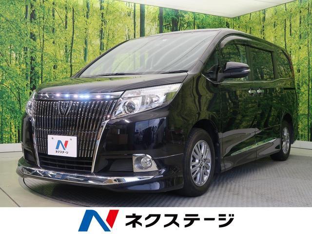 トヨタ エスクァイア Gi 純正9型ナビ モデリスタエアロ 禁煙車