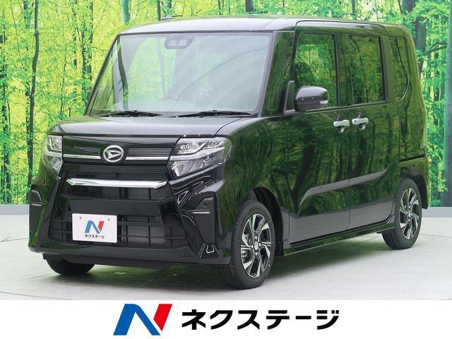 ダイハツ タント カスタムX 4WD 両側電動スライドドア シートヒーター