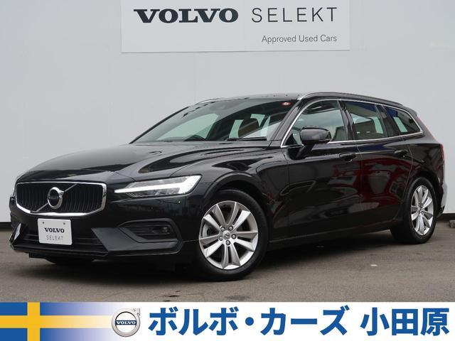 ボルボ V60 T5 モメンタム 茶革 電動シート&ヒーター 純正ナビ