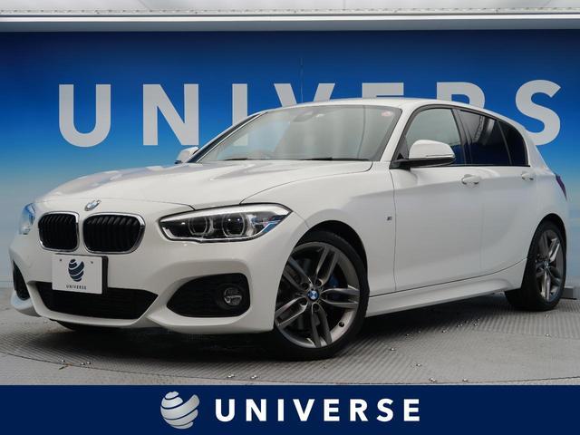 BMW 1シリーズ 118i Mスポーツ ファストトラックPKG パーキングサポートPKG クルーズコントロール Mスポーツブレーキ 純正HDDナビ