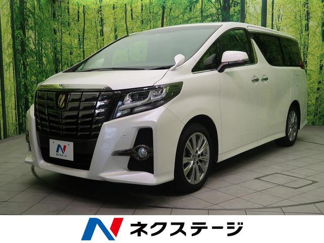トヨタ アルファード 2.5S Aパッケージ タイプブラック BIGX9型ナビ