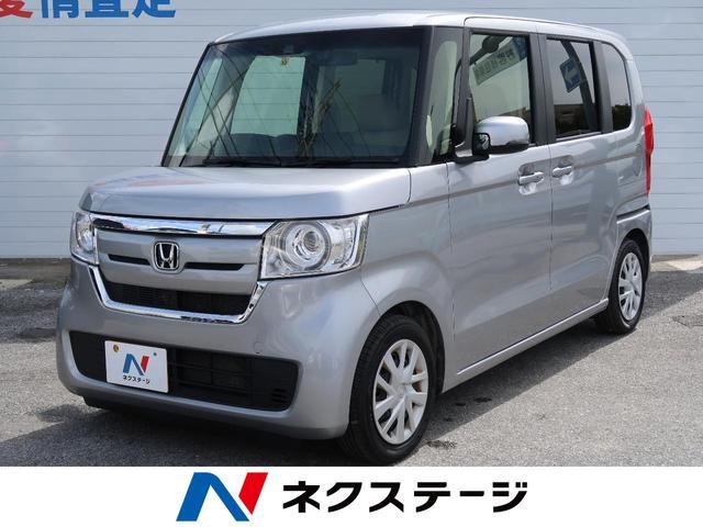 沖縄県うるま市の中古車ならN-BOX G・Lホンダセンシング レンタアップ SDナビ LEDヘッド