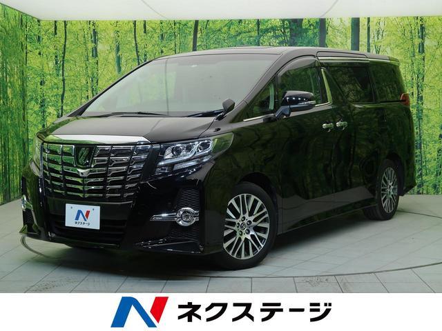 トヨタ 2.5S Cパッケージ サンルーフ ALPINE11型ナビ