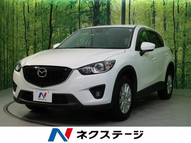 マツダ CX-5 XD Lパッケージ 4WD 純正ナビTV 黒革シート