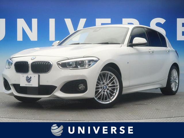 BMW 118d Mスポーツ パーキングサポートPKG LEDヘッド