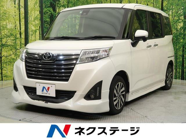 トヨタ カスタムG S フルエアロ スマートアシストII 純正ナビ