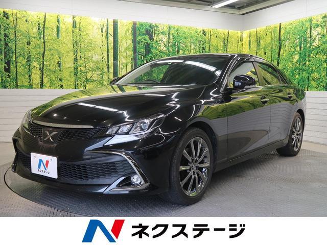 トヨタ マークX 250RDS 禁煙車 セーフティーセンス 純正ナビ