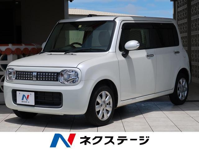 沖縄の中古車 スズキ アルトラパン 車両価格 52.9万円 リ済別 2013(平成25)年 3.0万km パールホワイト