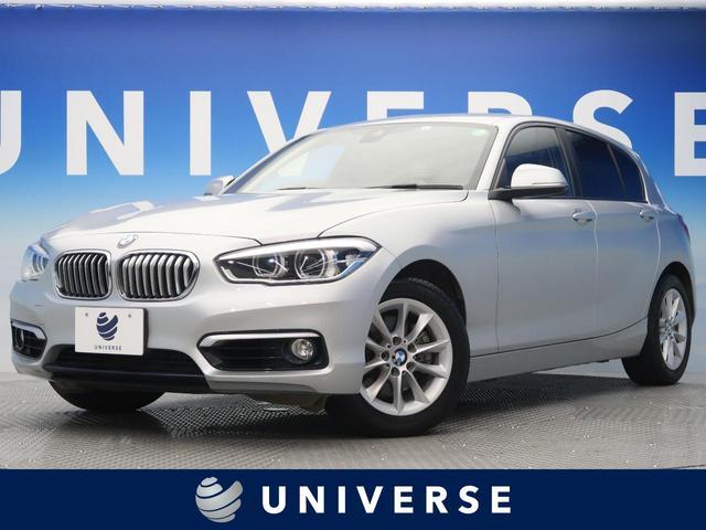 BMW 118d スタイル コンフォートPKG LEDヘッド