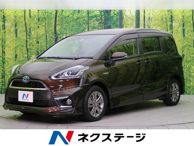 トヨタ ハイブリッドG モデリスタ 7人乗り HDDナビ 両側電動