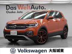VW T−クロスTSI 1stプラス 1オーナー・純ナビ・Bカメ