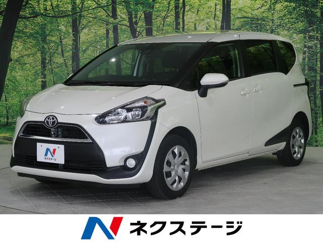 トヨタ シエンタ G SDナビ 地デジTV 両側電動パワスラ 4WD 6人乗