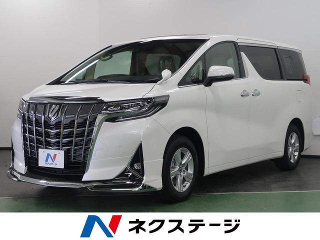 トヨタ アルファード 2.5X ムーンルーフ モデリスタ 両側電動ドア LED