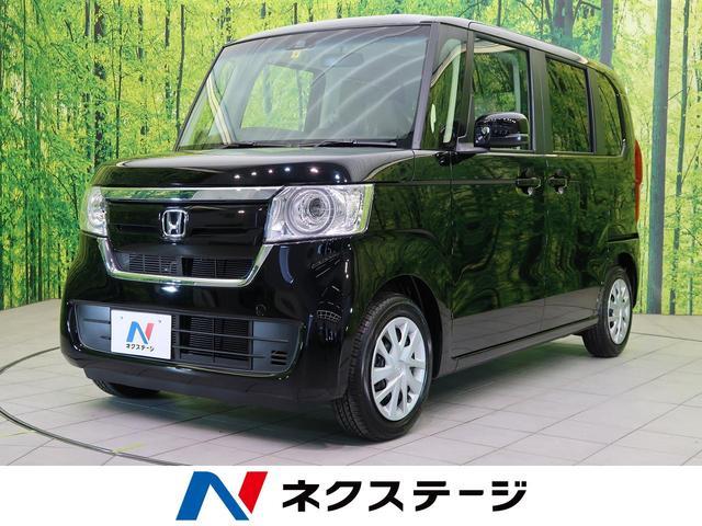ホンダ N-BOX G・Lホンダセンシング ETC パワスラ ACC スマキー