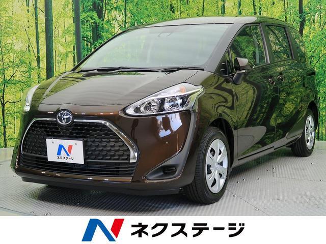 トヨタ シエンタ X セーフティセンス 自動ドア