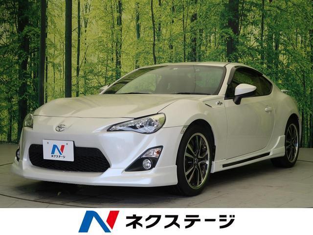 トヨタ GT エアロ リアスポイラー 純正ナビ 18インチAW 禁煙