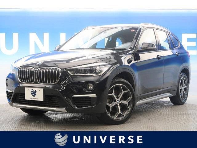 BMW xDrive18dxライン ADセーフティ コンフォートP