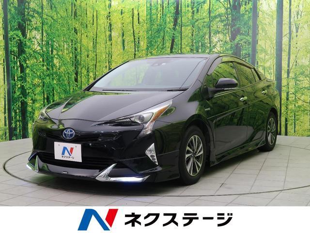 トヨタ Sセーフティプラス モデリスタアルミ 純正ナビ