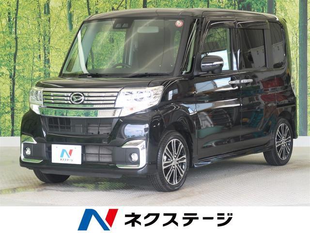 ダイハツ X SAIII 衝突軽減装置 電動スライドドア SDナビTV