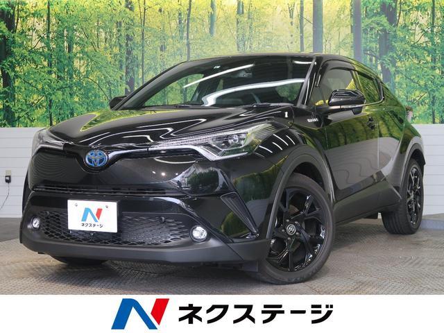 トヨタ C-HR G モード ネロ 純正ナビ 特別仕様車 バックカメラ