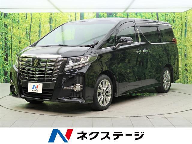 トヨタ 2.5S Aパッケージ タイプブラック 純正10型SDナビ