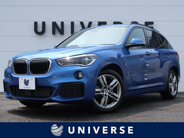 BMW xDrive 18d Mスポーツ ハイラインパッケージ コンフォートパッケージ 黒革シート 1オーナー 電動リアゲート