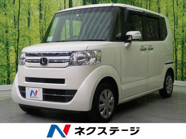 ホンダ N-BOX G特別仕様車SSパッケージ 純正SDナビ シートヒーター