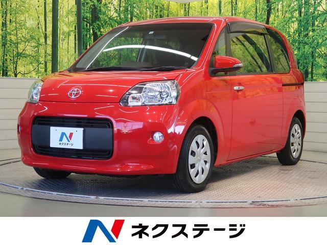 トヨタ ポルテ F 電動スライド 純正ナビ 地デジ バックモニター